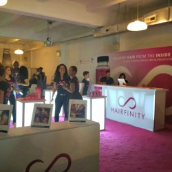 Hairfinity - Design + Creative Direction